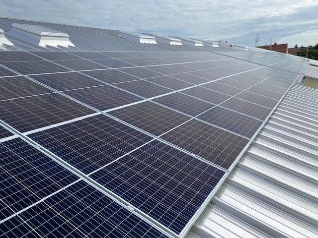 Photovoltaikanlage Oberndorf